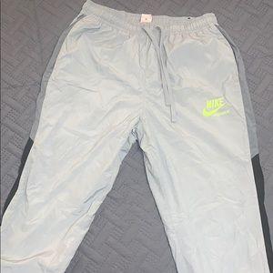 Nike retro jogger track pants